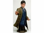 Dr Who 10Th Doctor David Tennant Mini Bust Dr Who 10Th Doctor David Tennant Mini Bust is an Urban Collector pre-order. Imported from the UK! The Doctor Who Masterpiece Collection from Titan Merchandise continues this summer with the highly-anticipated release of the David Tennant as the Tenth Doctor Mini-Bust! A wolf-in-geek's-clothing, the tenth Doctor carried the weight of guilt from his actions in the Time War, and his jovial exterior often masked the torment that simmered beneath the…
