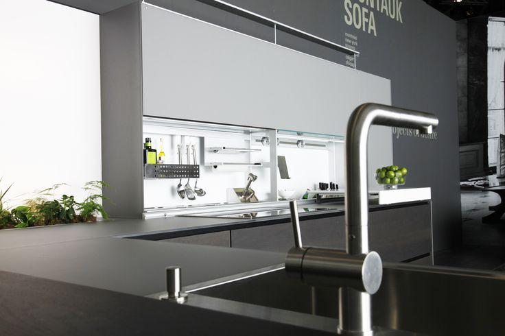 Montauk Sofa introduces kitchens by Valcucine @idstoronto Available in Montauk Sofa showrooms in Montreal,Toronto, Calgary And Vancouver. #montauksofa  #objectsofdesire #valcucine  #kitchens #kitchendesign #idstoronto montauksofa.com
