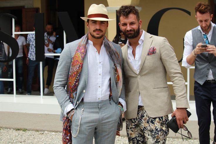 pitti-moda:  Street style Pitti Uomo 88 – Powered by Louis Purple – Day 2 - Stil Masculin .ro