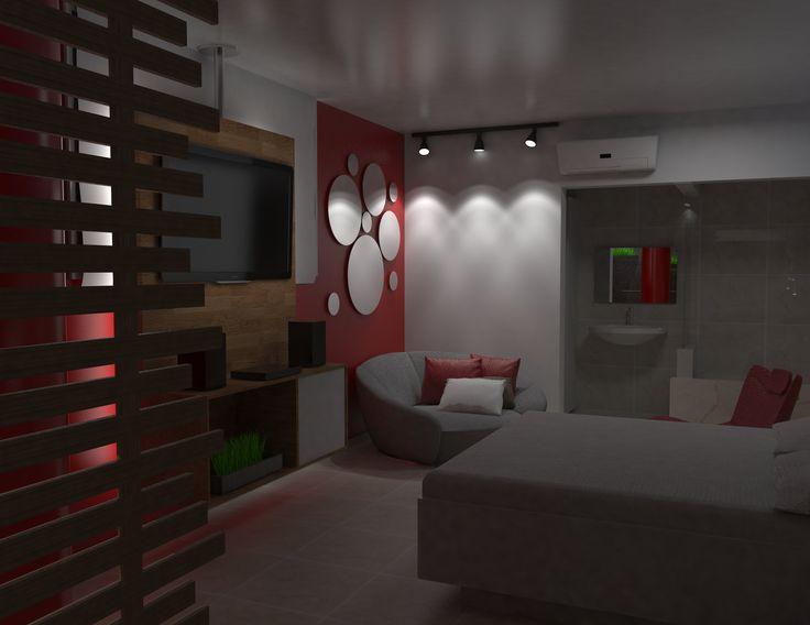 Habitación para Apartahotel