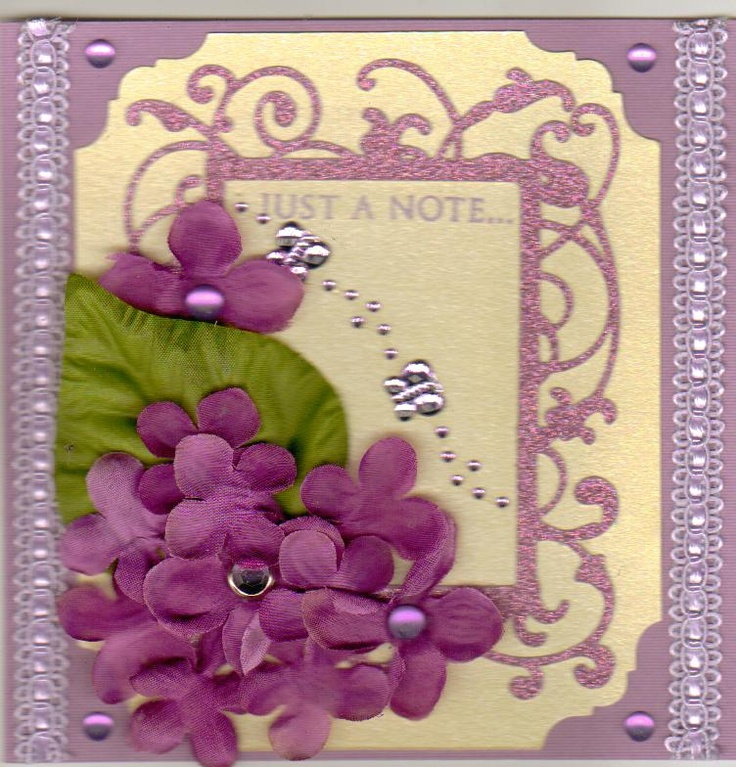 cardstock from dcwv cricut fancy frames cartridge silk flowers from dollar tree all