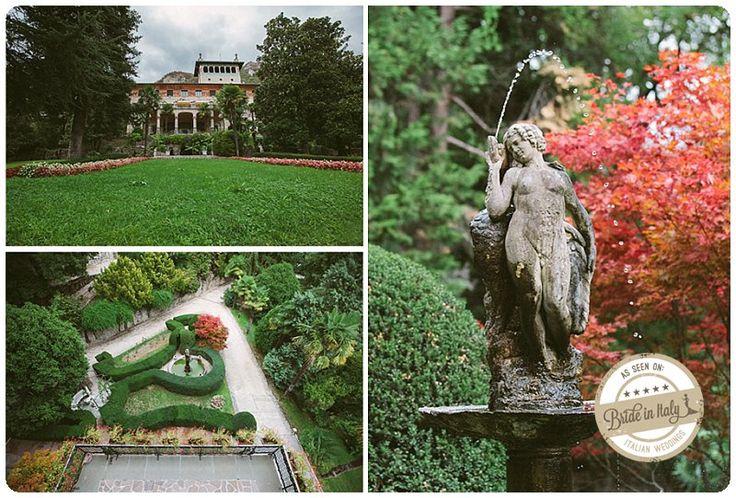 Villa Surre, Sarnico (BG), a lovely lakeside venue in northern Italy, ph NPWA Studio http://www.brideinitaly.com/2013/01/npwa-iseo.html #wedding #italy