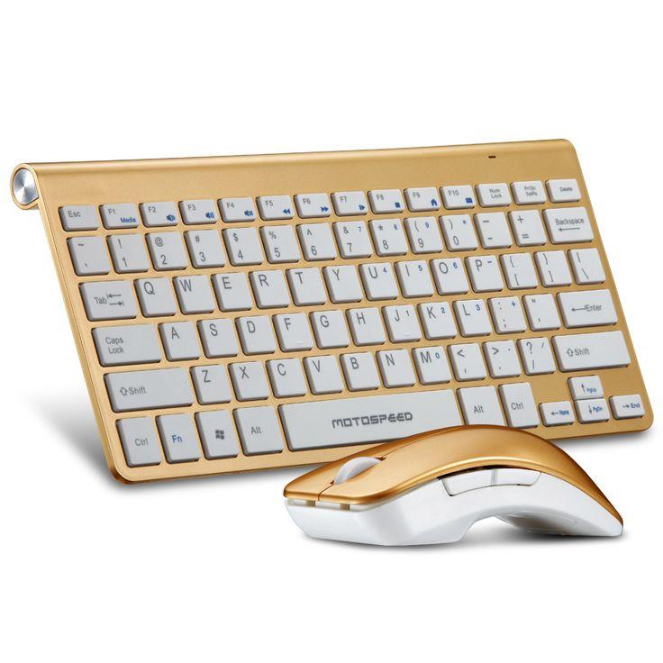 2.4 GHz Wireless Ultra Cienka Klawiatura Do Gier Mysz Combo 5 Przyciski 1200 DPI Myszy Zestaw Zestaw dla Systemu Windows Mac PC komputer Tablet w                                                                                       2.4 GHz Wireless Ultra Cienk od Keyboard Mouse Combos na Aliexpress.com | Grupa Alibaba