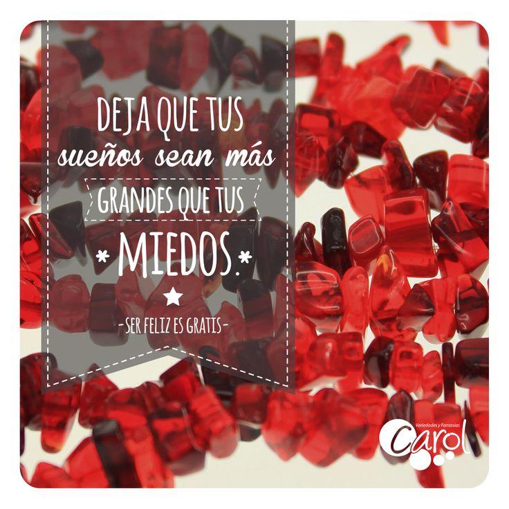 #DIY #HazloTuMismo Sueña en grande y conseguirás mucho!!! Saludos a tod@s linda mañana! :)