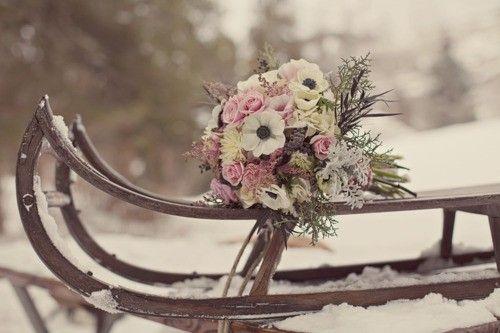 Pozytywne Inspiracje Ślubne: Ślub zimą - pomysły i detale