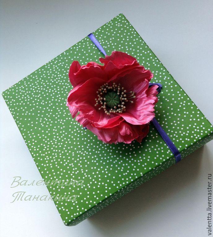 Купить небольшие цеточки для украшения подарка - брусничный, розовый цветок, мак, орхидея, фиолетовые цветы