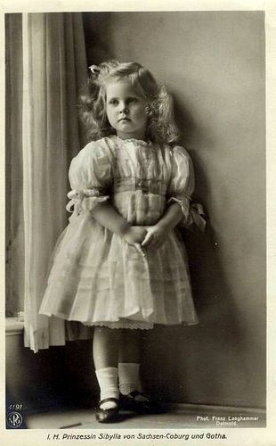 Princess Sybilla