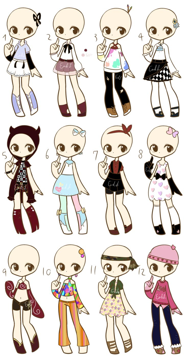 83 best Childrenu0026#39;s Fashion Illustration images on Pinterest | Drawing clothes Anime outfits and ...