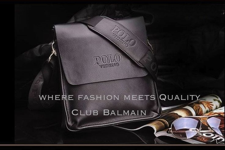 Polo Videng Messenger Bag | Club-Balmain