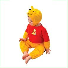 Winnie the Pooh Costume - infant - Green Ant Toys Online Toy Shop http://www.greenanttoys.com.au/shop-online/kids-costumes/character-costumes/winnie-the-pooh/
