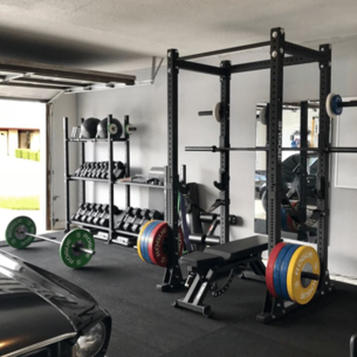Home Gym Design Ideas: 31 Gorgeous Home Gym Design Ideas Make You Keep Healthy In