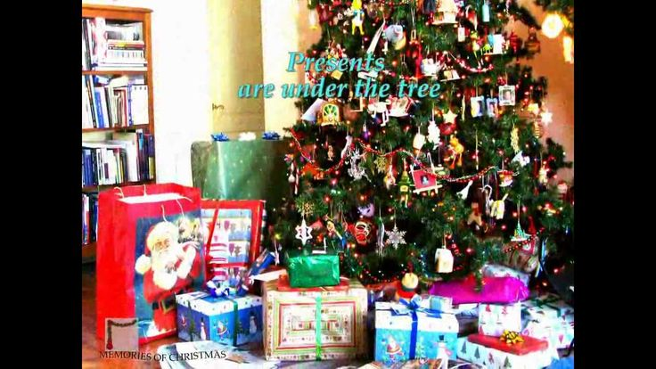 Christmas videos and Christmas Poems - Memories Of Christmas