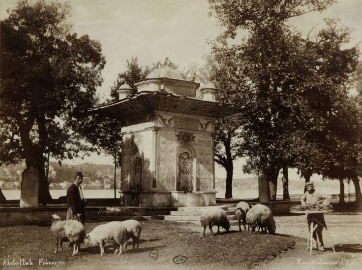 Küçüksu Çeşmesi 1892
