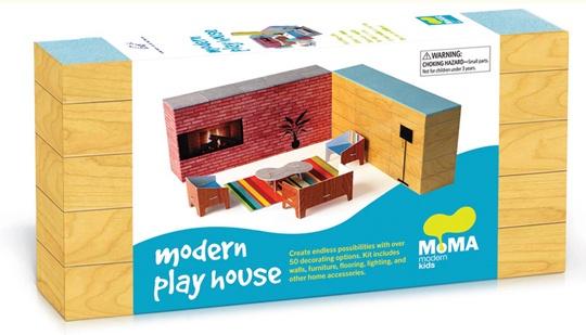 modern play house