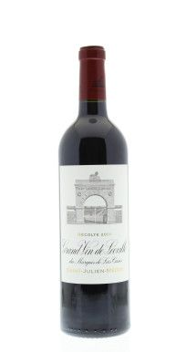 Chateau Leoville Las Cases. Beautifully flavored, medium-full bodied red wine.