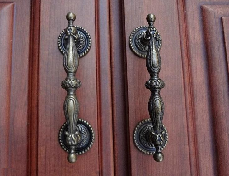 Dresser Pulls Drawer Pull Handles Antique Bronze / Cabinet Handles Pulls Knobs Door Handle Metal /Cupboard Vintage Furniture Hardware 96 128 by MINIHAPPYLV on Etsy https://www.etsy.com/listing/204279901/dresser-pulls-drawer-pull-handles