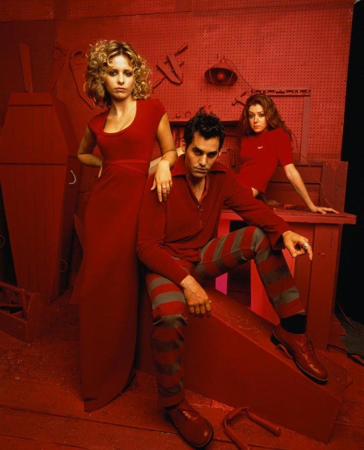 Buffyverse cast
