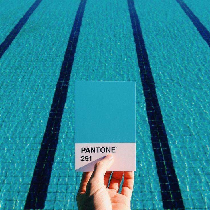 Pantone blue | VSCO | victorwagner