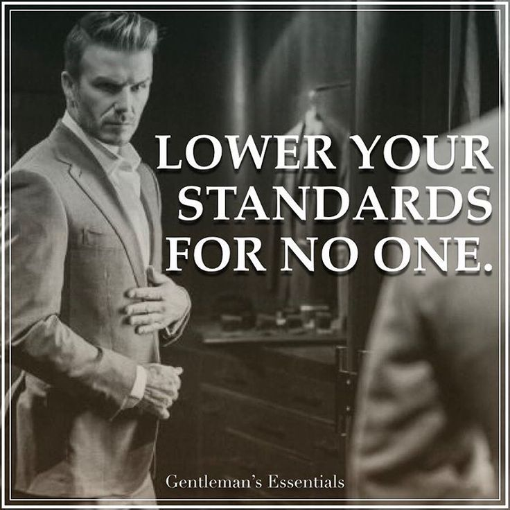 — Never compromise your standards. #quote #daily...