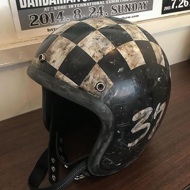 Baconhelm Cafe Racer Helmet Motorcycle Helmet Design Vintage Helmet