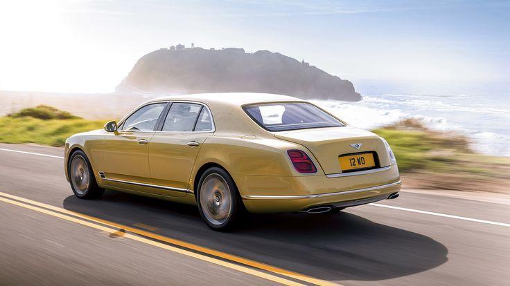 2017 Bentley Mulsanne Speed  http://www.wsupercars.com/bentley-2017-mulsanne-speed.php