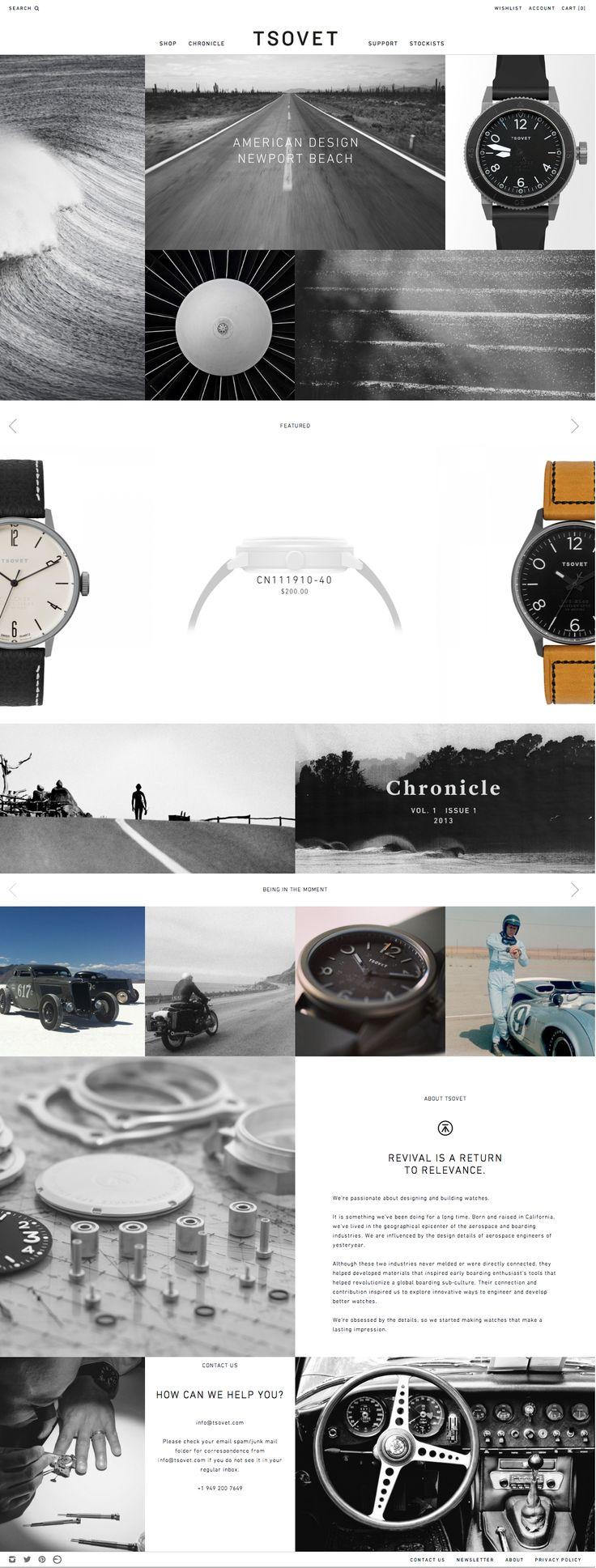 http://www.tsovet.com   #webdesign #it #web #design #layout #userinterface #website #webdesign < repinned by www.BlickeDeeler.de   Visit our website www.blickedeeler.de/leistungen/webdesign