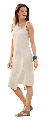 linen dress  by German greenie/organic online shop Waschbär  www.waschbear.de