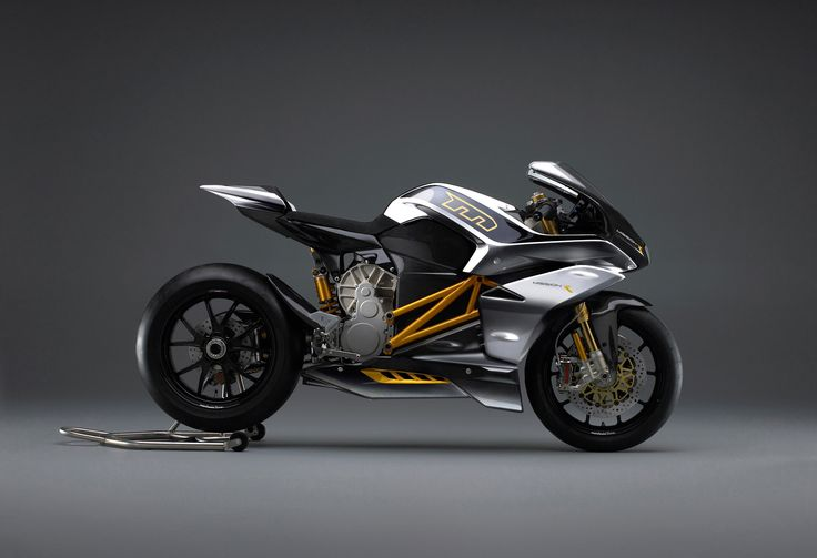 Mission Motorcycles - Mission R   WANT!!