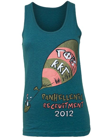 Panhellenic - would be cool for Rho Gamma recruitment