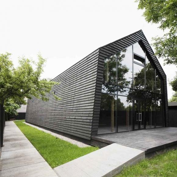 Žanis Lipke Memorial Museum by Zaigas Gailes Birojs