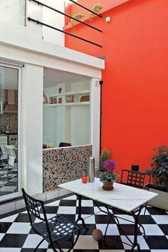 Decoracion: Una casa chorizo renovada - Blog y Arquitectura