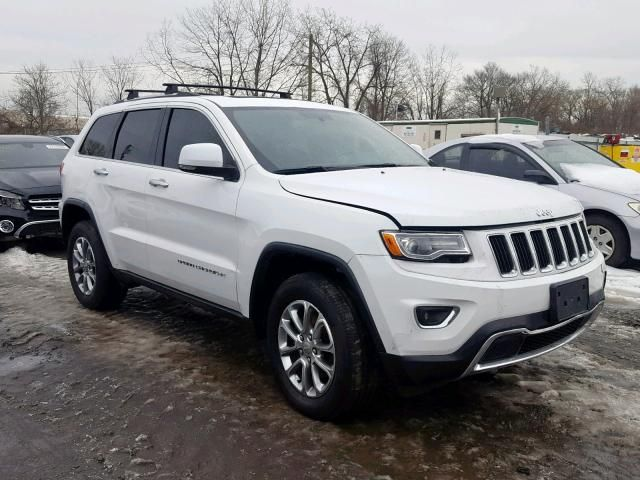 Salvage 2016 Jeep Grand Cherokee Limited Suv For Sale Salvage Title Jeep Grand Cherokee Limited Jeep Grand Cherokee 2016 Jeep