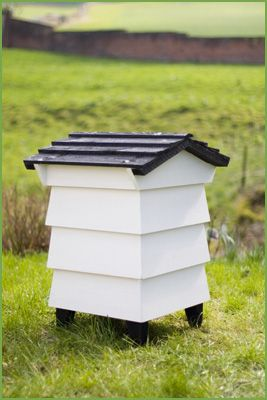 Add a hive or two of bees, and your sugar requirements are easily met. Then too, the bees will pollinate your entire garden, grain patch and orchard, ensuring bountiful harvests.