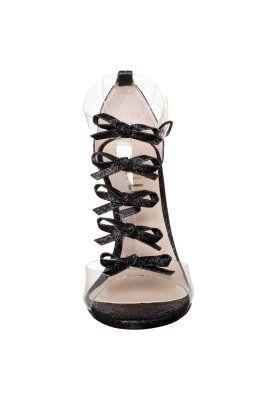 Bibi Lou Højhælede sandaletter / Højhælede sandaler - nero - Zalando.dk