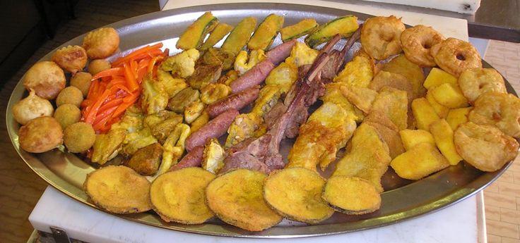 Scopri i piatti tipici piemontesi - Fritto misto alla piemontese.