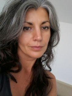 Grey hair , salt and pepper , silver hair , black and white hair