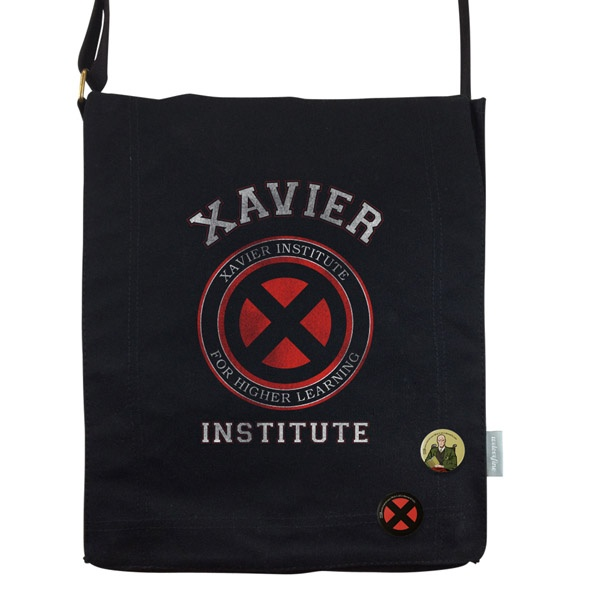 Just One Of These Marvel Vertical Messenger Bags Isn't Enough