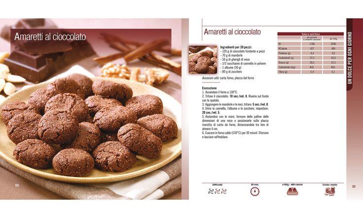 Torte e biscotti vol. II - Ricettari & Bimby ® Stick