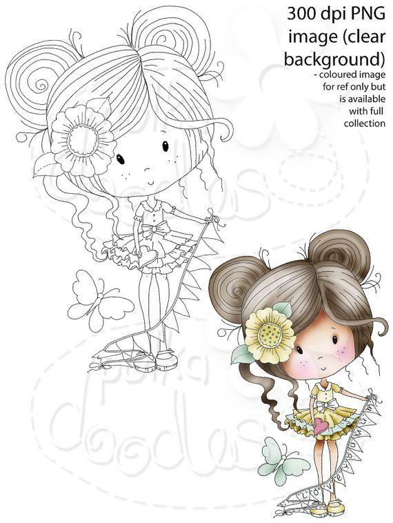 Celebrar la descarga del sello Digital - Winnie Sprinkles de azúcar-