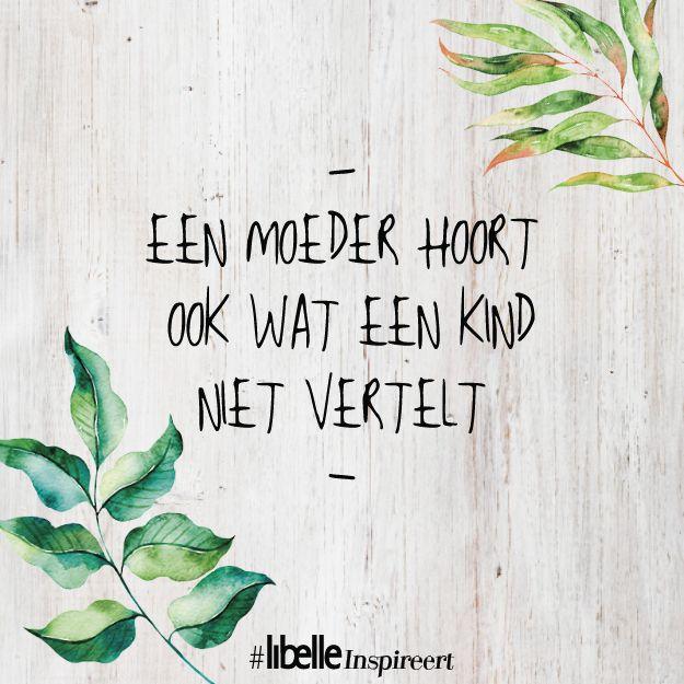 5x quotes over moederschap www.libelle.nl