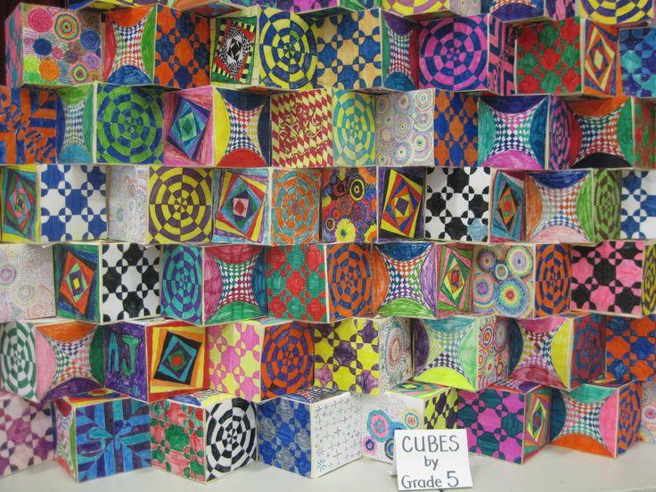 5th Grade Cubes