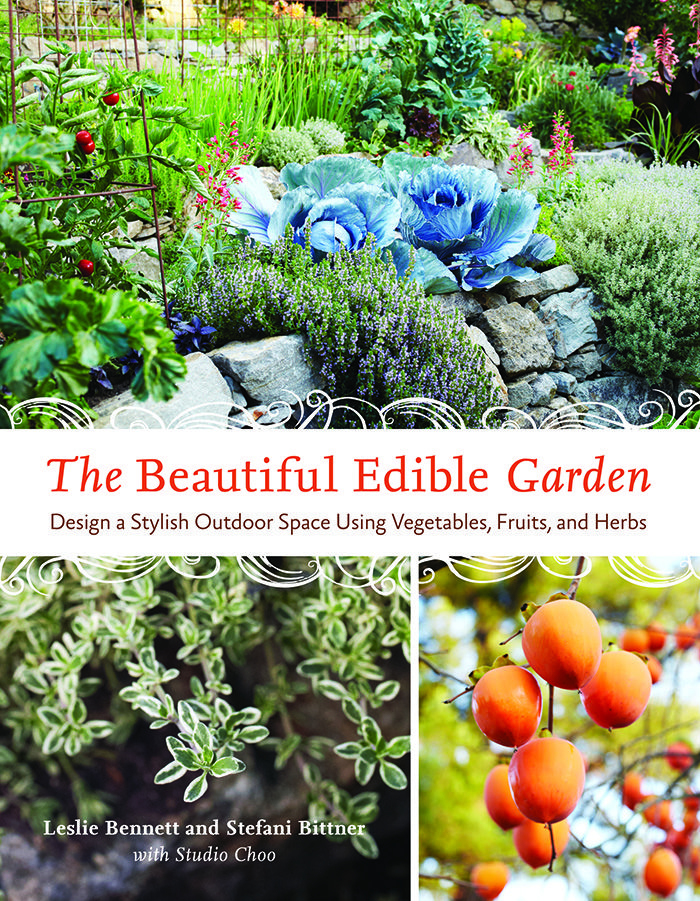 Gardening Tips From The Authors Of The Beautiful Edible Garden