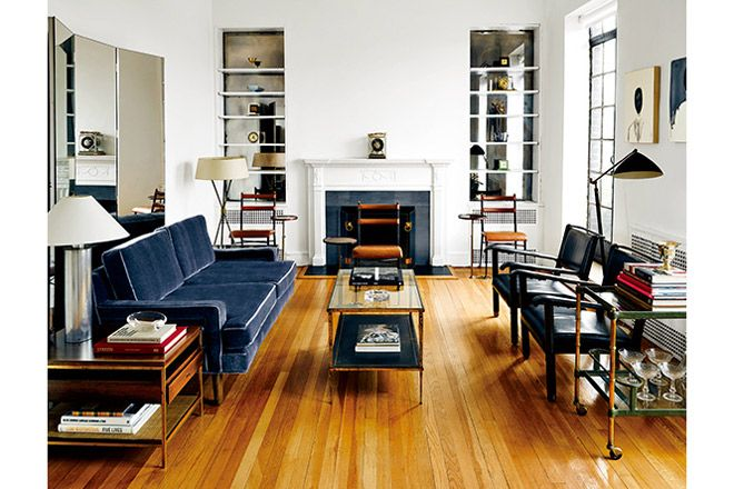 トム・ブラウンの部屋。