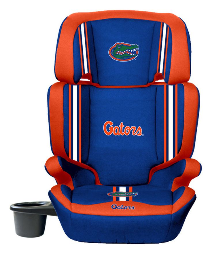 Look at this Florida Gators Lil Fan Premium High-Back Booster Seat on #zulily today!