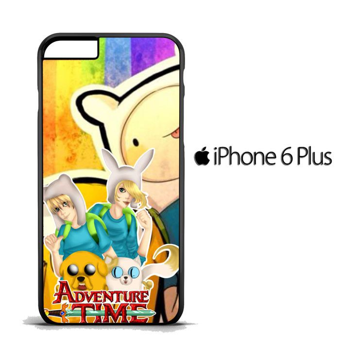 Adventure Time Finn Jake Fionna and Cake X2911 iPhone 6 Plus | 6S Plus Case