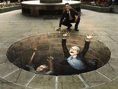 Trick of the Eye Art and Illusion