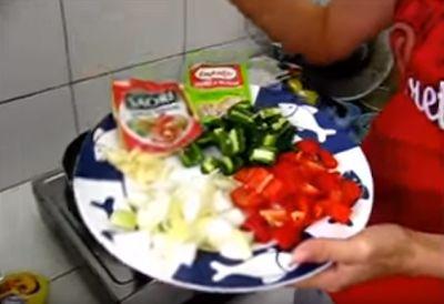 Tipsku: Cara Membuat Resep Masakan Ayam Lapis Saus Dwi War...