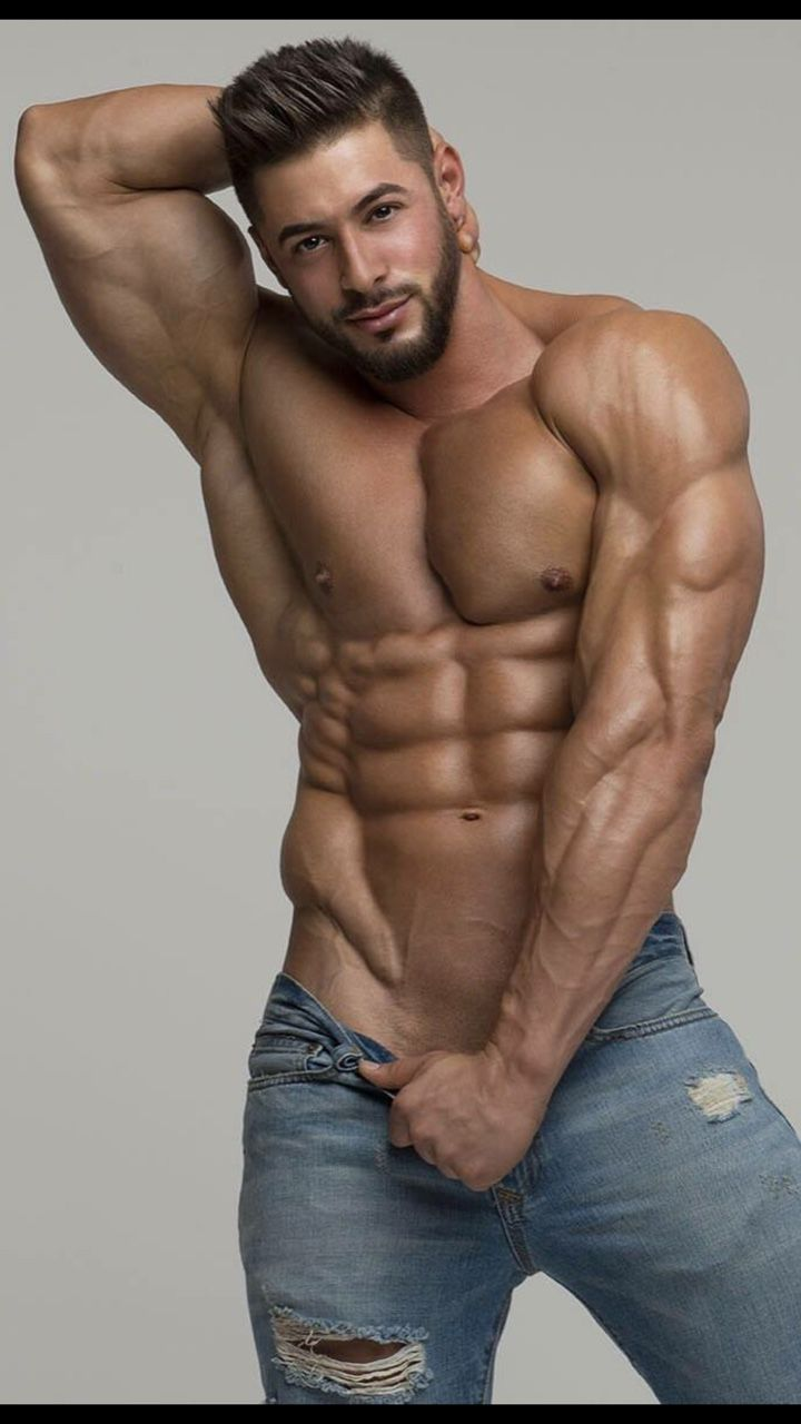 Bodybuilder Men Porn 19