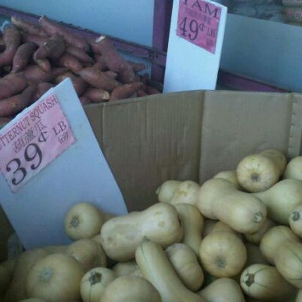 Photo taken at Lone Tai Supermarket by Robin C. on 10/2/2011