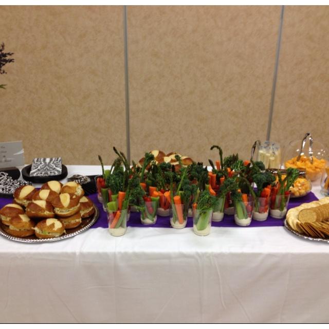 Pinterest Wedding Food: 17 Best Images About Bridal Shower Foods On Pinterest